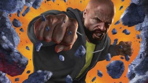 Marvel Cancels 'Luke Cage'
