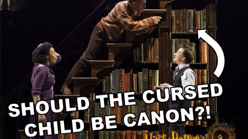 Should 'Harry Potter and the Cursed Child' Be Considered Canon?
