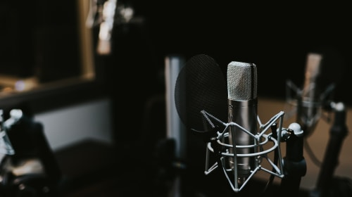 Let Your Voice Shine in Podcasting