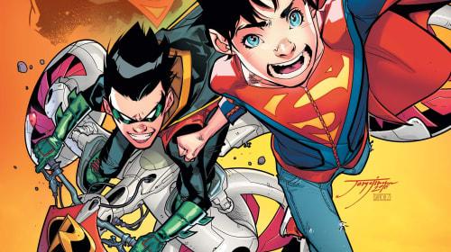 DC Universe's Supersons – Vol. 1