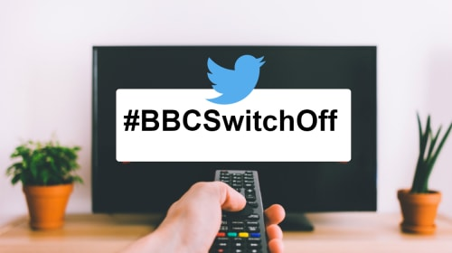 #BBCSwitchOff: The Hashtag Sweeping the Nation