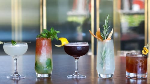 Themed Cocktails