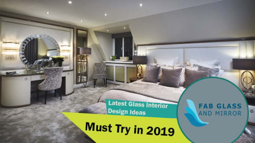 Latest Glass Interior Design Ideas: Must Try in 2019