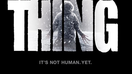 Reed Alexander's Horror Review of 'The Thing' (2011)