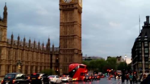 Wearing a Hijab in London