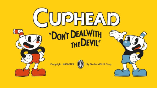 'Cuphead' - A Gaming Masterpiece