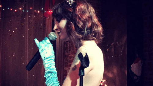 Burlesque: Body-Positive Therapy
