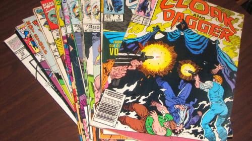 Nightlight Comics