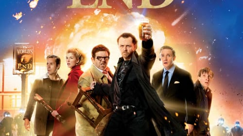'The World's End' is Not the End of the World for Simon Pegg