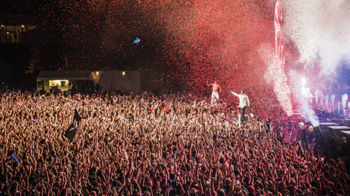 41 Thoughts Everyone Has Had at a Musical Festival