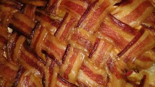 Bacon Wrapped Turkey
