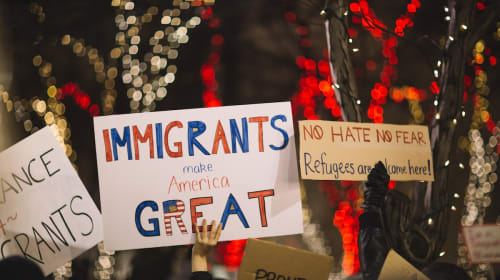 Immigrants Have Trouble Assimilating