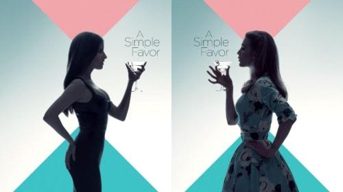 'A Simple Favour' - Review (Netflix)