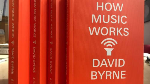 'How Music Works' by David Byrne
