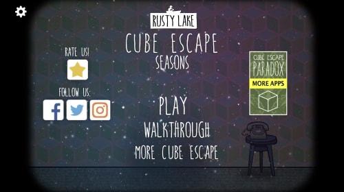 'Cube Escape: Seasons' Review