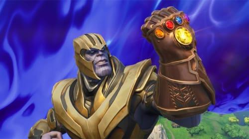 'Infinity Gauntlet'—'Infinity War'