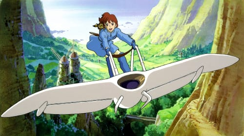 'Nausicaa of the Valley of the Wind' - A Movie Review