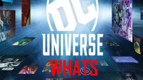 DC's Next Phase?