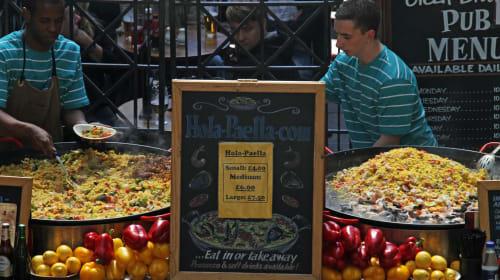 A Fiesta of Spanish Restaurants in London