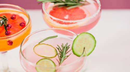 Best Pink Gins to Make Pretty Cocktails This Summer