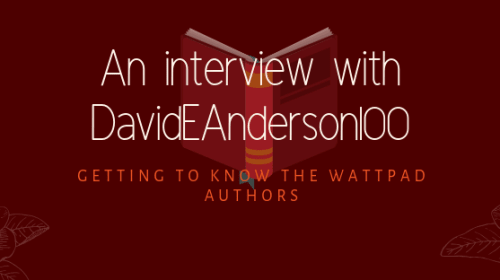An Interview With DavidEAnderson100