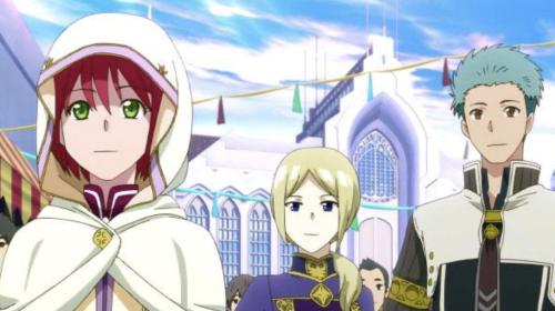 More Than a Fairytale: 'Akagami no Shirayukihime' (Season 1) Review
