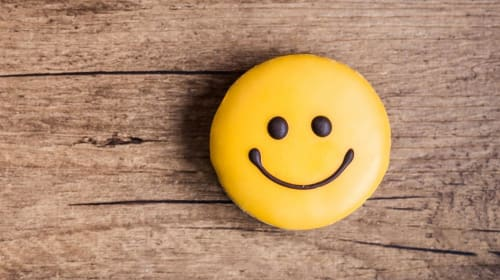 What Was the Last Thing That Made You Smile?