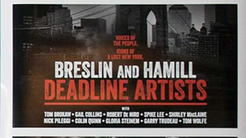 Review of 'Breslin and Hamill: Deadline Artists'