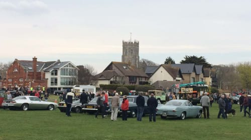 Christ Church Classic Car Show