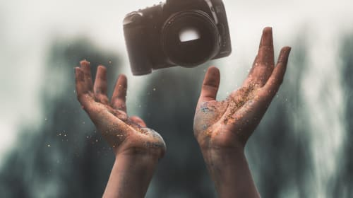 How to Start Earning Money as a Photographer