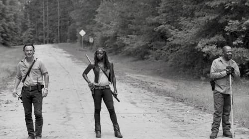 The Narrative Problem with The Walking Dead