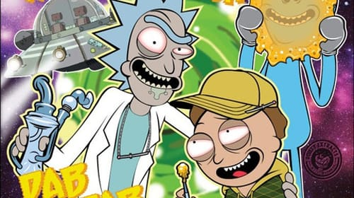 Rick and Morty Stoner Must Haves