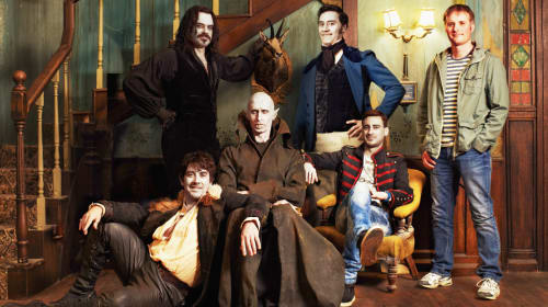 """More On The Way From """"What We Do In The Shadows"""" Blend of Scary-Funny Goodness"""