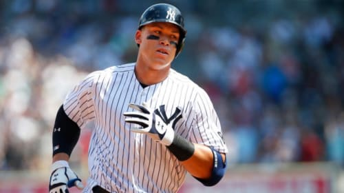 Aaron Judge: A Star in the Making