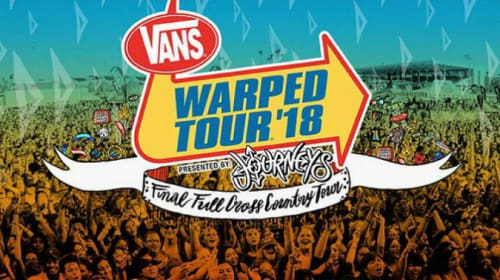 10 Best Acts on Warped Tour 2018