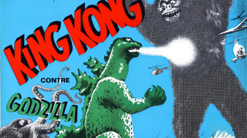 Does Anyone Really Want to See Kong vs. Godzilla?