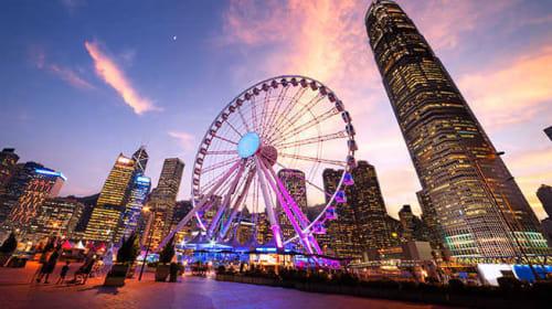 Best Ferris Wheels Around the World
