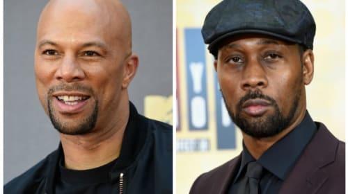 "Wu-Tang Clan's RZA and Rapper Common Reunite for ""Black Samurai"" TV Series"