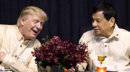American Politics in the Eyes of a Filipino