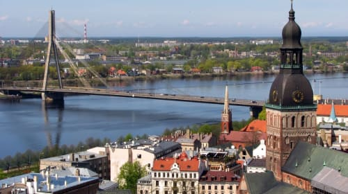 The Beauty of Riga District