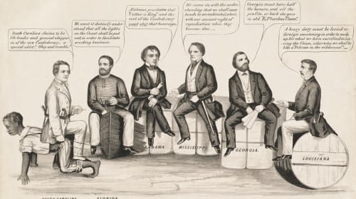 The Best Political Cartoons from the 1800s