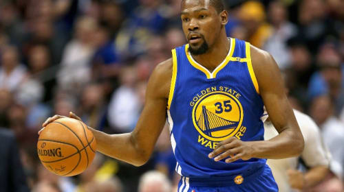 The Day that Earth Shook: What KD's Injury Means for the League