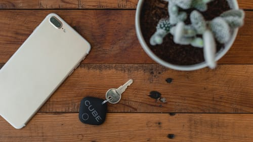 Never Lose Your Keys Again with the Cube Pro Key Finder