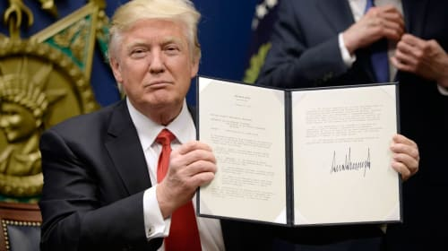 President Trump's Revised Travel Ban Gets Trumped