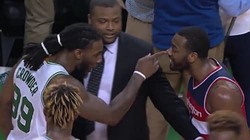 The Rivalry No One Saw Coming: Wizards and Celtics
