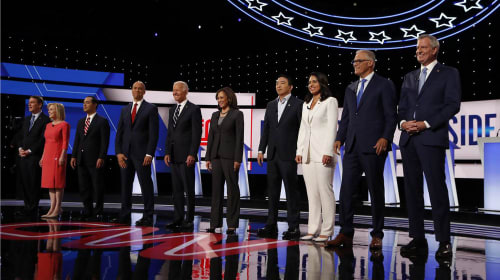 Second 2020 Democratic Presidential Debate, Part 2 of 2