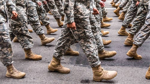 Young People Must Have a Right to Choose When It Comes to Military