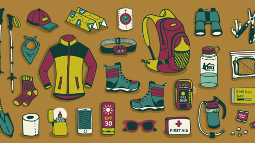 Objects Which Every Hiker Should Have in Their Hiking Kit