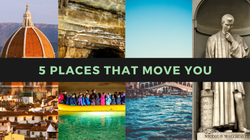 The Five Memorable Places You Have to See in Life