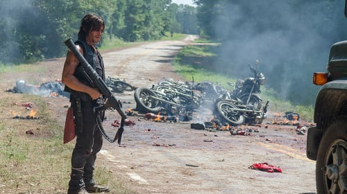 The Walking Dead: Should Daryl Dixon Keep His Rocket Launcher?
